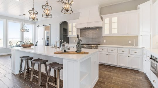 Timeless Kitchen Amherst Real Estate